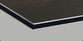Material Alu-Verbundplatte