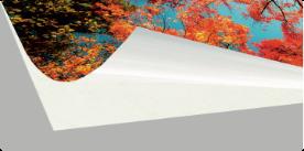 Material Glasdekorfolie