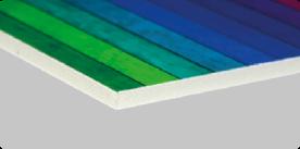 Material Sandwichplatte Kapa-Line